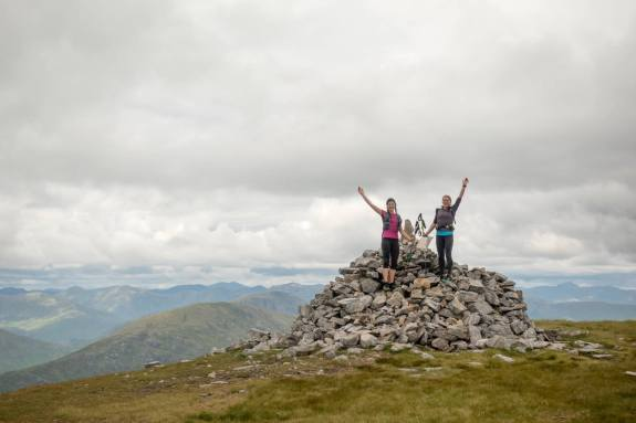 Another top of the Munro