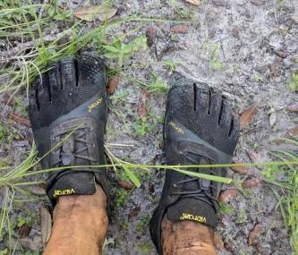 Vibram muddy