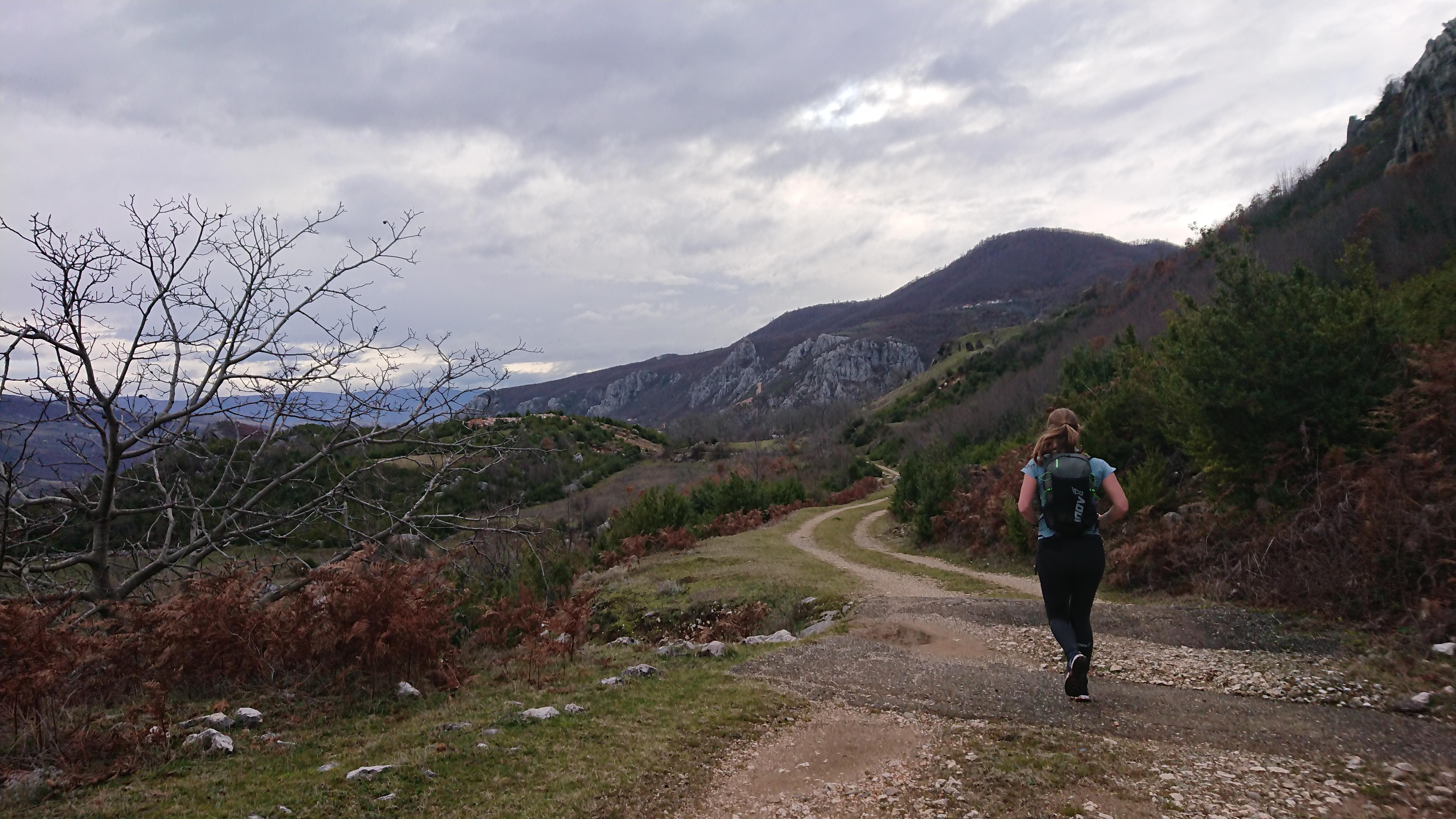 hillside balkan